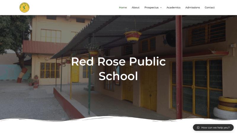 Red Rose Public School